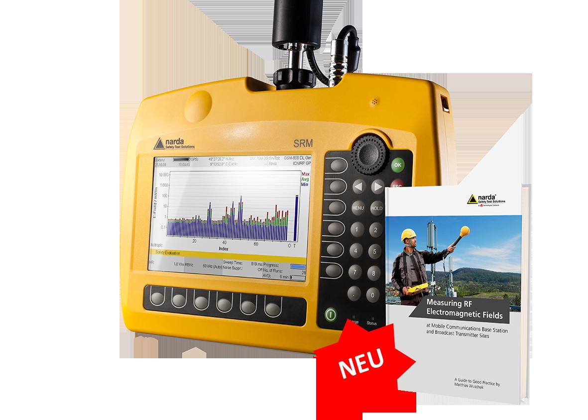 SRM-3006 field strength analyzer